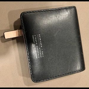 Marc by Marc Jacobs snap wallet with coin zip